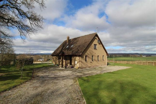 Thumbnail Detached house for sale in Tannach, Wester Lovat, Beauly