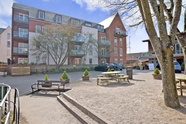 Thumbnail Flat for sale in John Rennie Road, Chichester, West Sussex