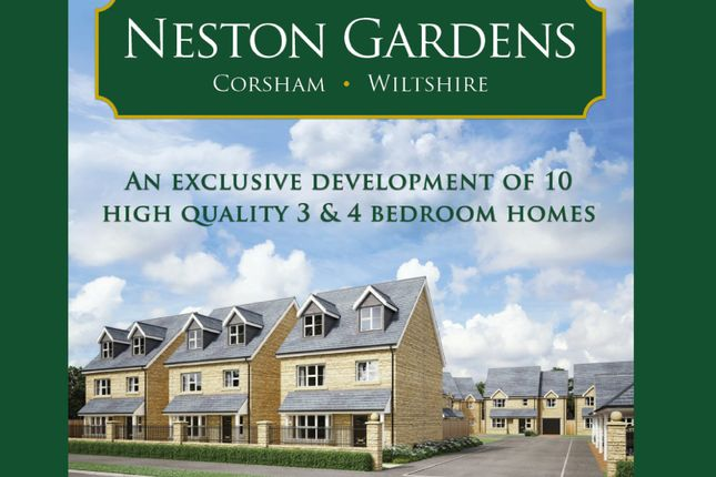 Thumbnail Town house for sale in Westwells Road, Neston, Corsham