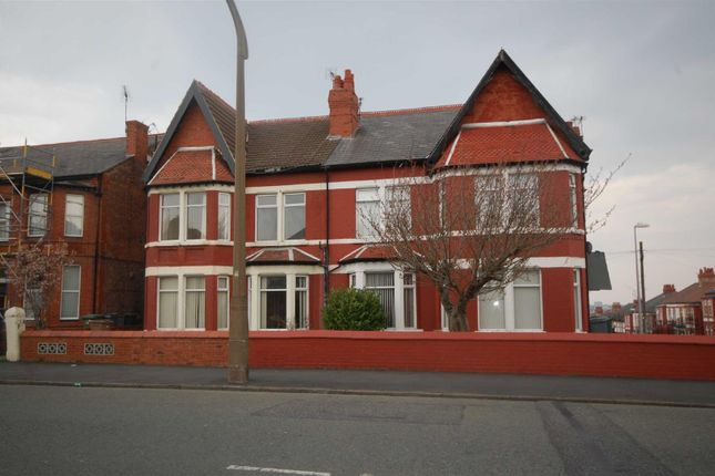 Thumbnail Property for sale in Seabank Road, Wallasey