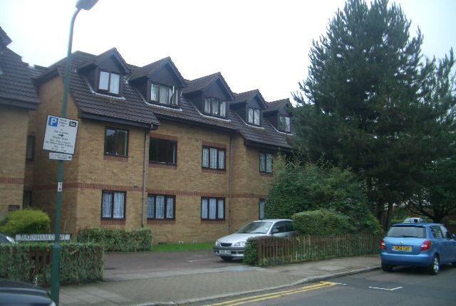 Thumbnail Flat to rent in Marnham Court, Harrow Road, Sudbury