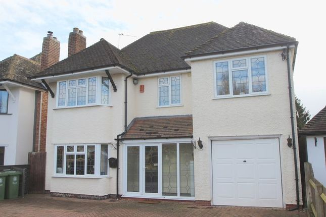 Thumbnail Detached house for sale in Eton Road, Stratford-Upon-Avon
