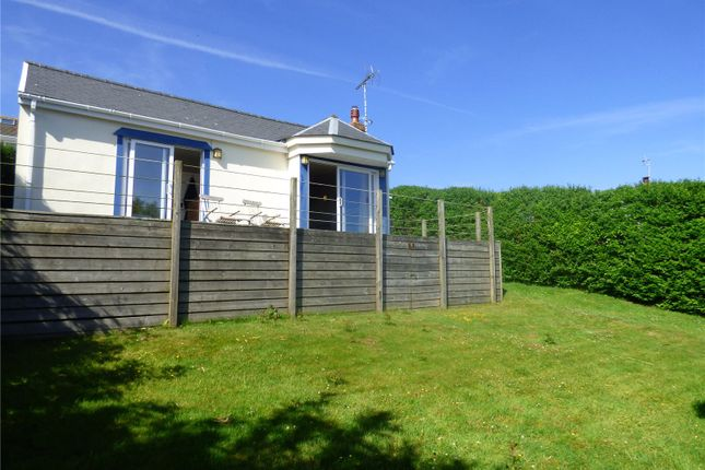 Thumbnail Detached bungalow for sale in South Knoll, Jason Road, Freshwater East, Pembroke