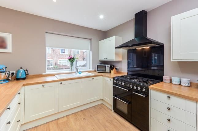 Kitchen of Enfield Road, Swinton, Manchester, Greater Manchester M27
