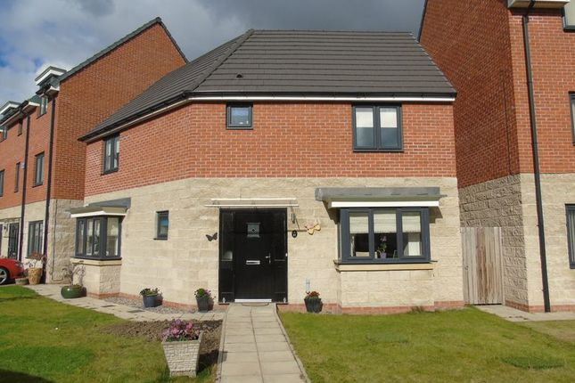 Thumbnail Detached house for sale in Blaydon-On-Tyne, Stella Riverside, King Oswald Drive