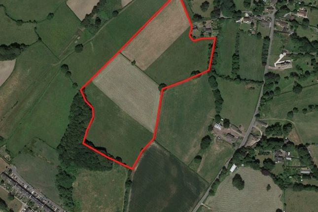 Thumbnail Land for sale in Crow Lane, Unstone