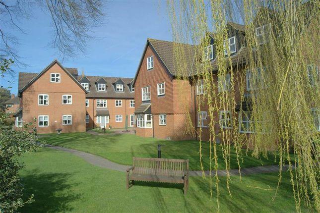 Thumbnail Flat for sale in Castle Court, River Park, Marlborough, Wiltshire