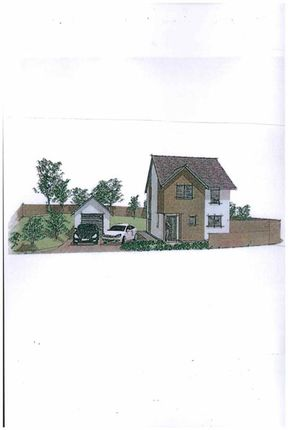 Thumbnail Detached house for sale in Plot 4, Goledd Dyfi, Commins Coch, Machynlleth, Powys