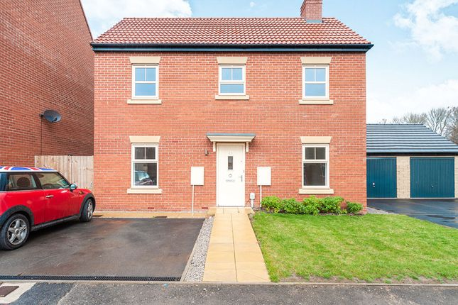 Thumbnail Detached house for sale in Frances Brady Way, Hull, East Yorkshire