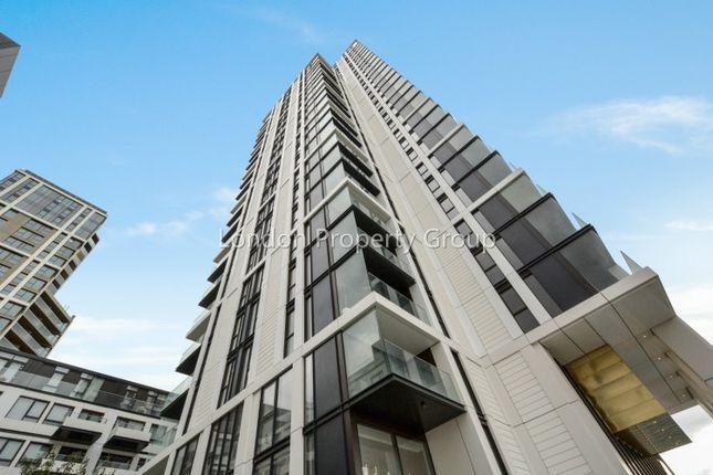 Thumbnail Flat to rent in Tidemill Square, London