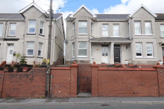 Thumbnail End terrace house for sale in High Street, Ammanford