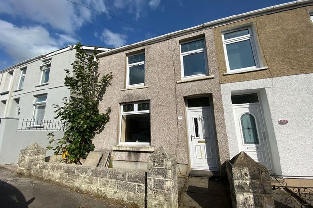 Thumbnail Terraced house for sale in Gwaelodygarth, Merthyr Tydfil