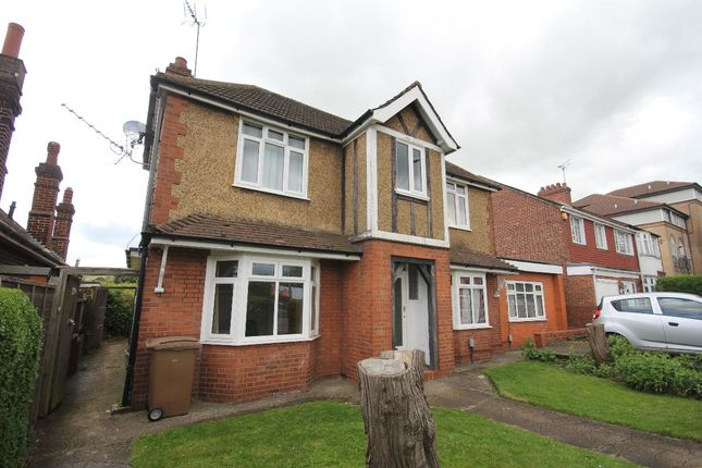Thumbnail Detached house for sale in Swanston Grange, Dunstable Road, Luton