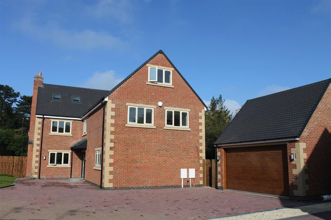 Thumbnail Detached house for sale in The Hollow, Littleover, Derby, Derbyshire