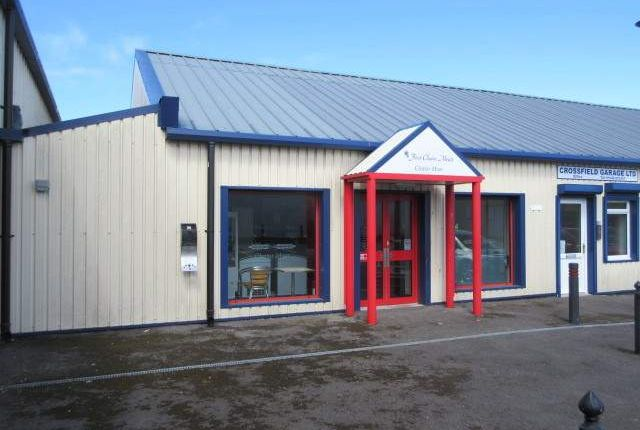 Thumbnail Retail premises to let in Leconfield Road, Crossfield Garage, Cleator Moor