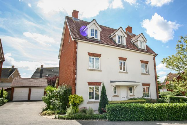 Thumbnail Detached house for sale in Mayhew Road, Rendlesham, Woodbridge