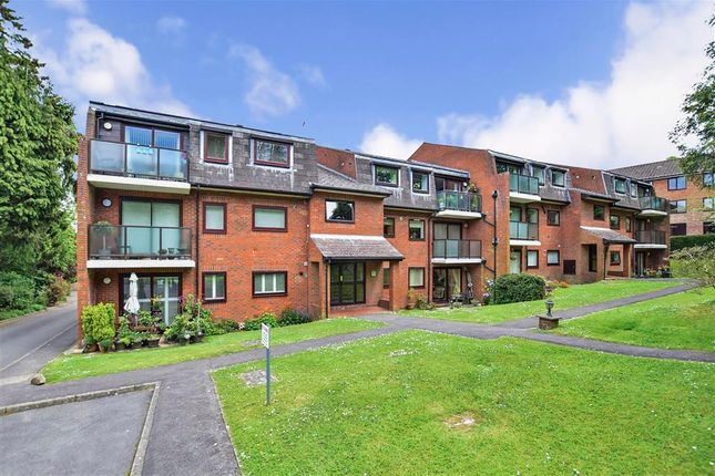 Thumbnail Flat for sale in Goldsmiths Avenue, Crowborough, East Sussex