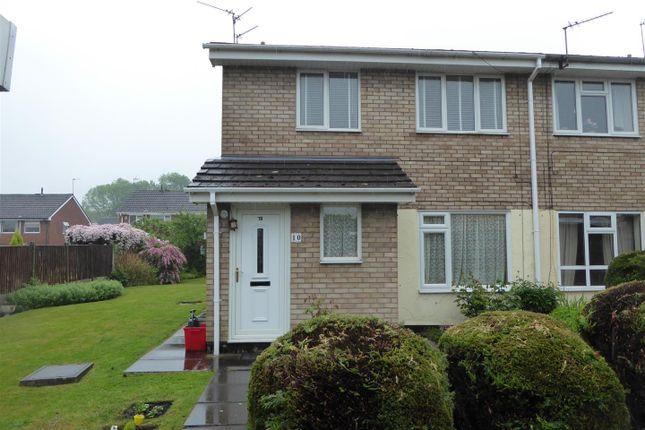 Thumbnail Flat for sale in Wharf Close, St. Georges, Telford