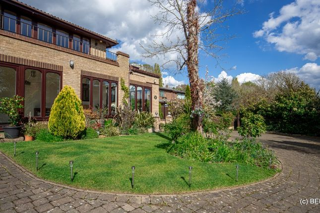 Thumbnail Detached house for sale in Cleat Hill, Bedford