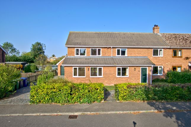 Thumbnail Semi-detached house for sale in Wheelers Way, Little Eversden, Cambridge