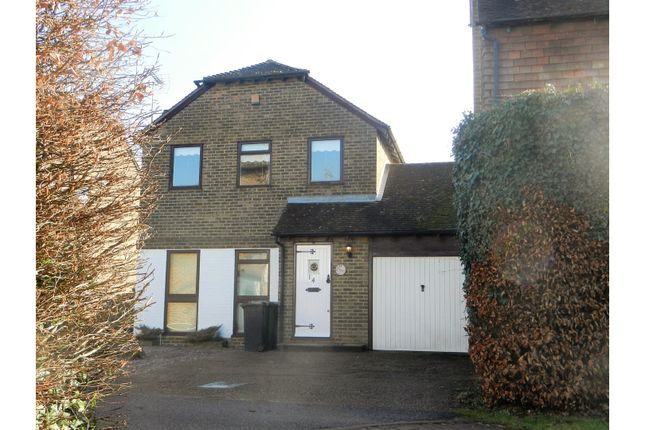 Thumbnail Link-detached house for sale in Mill Close, Lenham, Maidstone