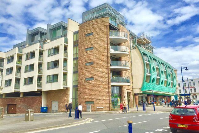 Thumbnail Flat to rent in Esplanade, Porthcawl