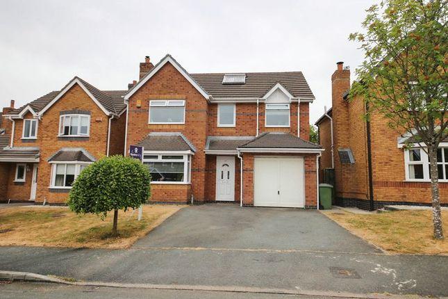 External of Copeland Drive, Standish, Wigan WN6