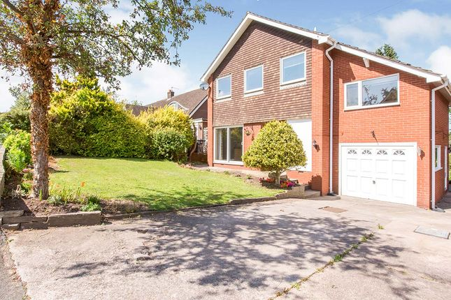 Thumbnail Detached house for sale in Pirie Road, Congleton, Cheshire