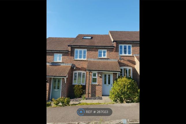 Thumbnail Terraced house to rent in Overton Hill, Overton