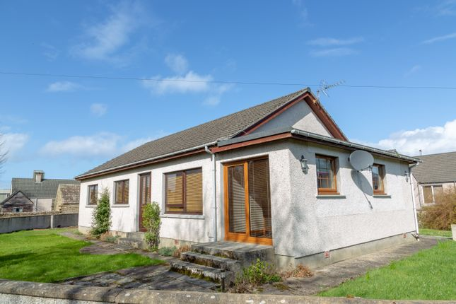 Thumbnail Detached bungalow for sale in Murrayfield, Castletown, Thurso