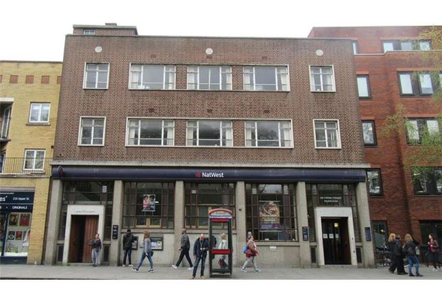 Thumbnail Retail premises for sale in Natwest - Former, 218, Upper Street, Islington, London, Greater London
