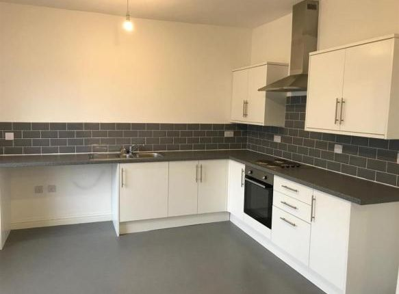 Thumbnail Flat to rent in Granville Street, Woodville, Swadlincote