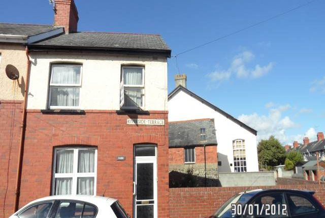 Thumbnail Shared accommodation to rent in 5 Riverside Terrace, Aberystwyth, Ceredigion