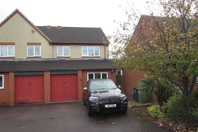 Thumbnail Semi-detached house to rent in Brackendene, Bradley Stoke, Bristol
