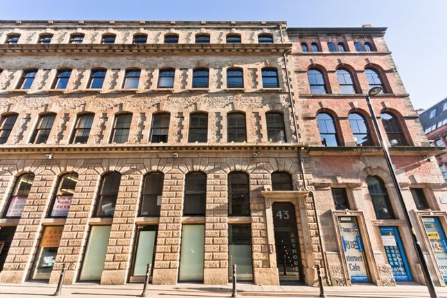 Studio for sale in George Street, Manchester