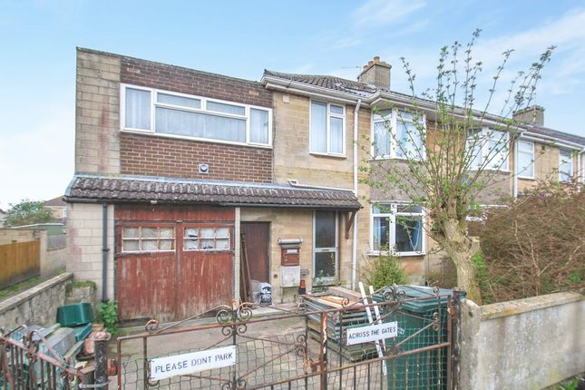 Thumbnail Semi-detached house for sale in Bloomfield Rise, Odd Down, Bath
