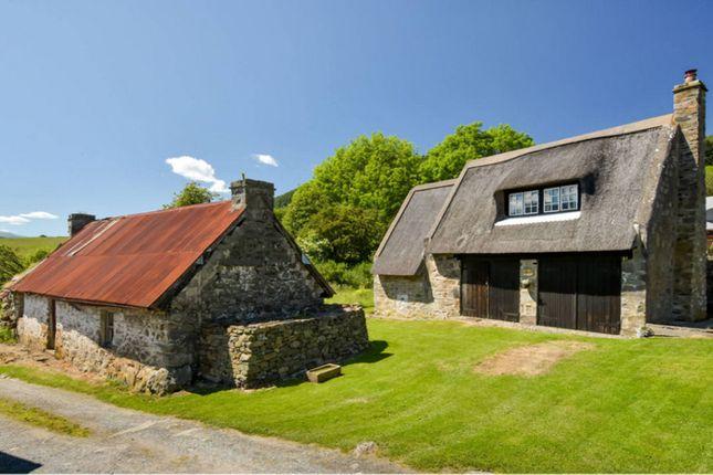 Thumbnail Cottage for sale in Tullicro, Aberfeldy