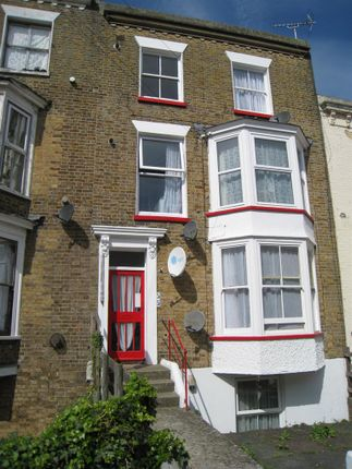 Thumbnail Flat for sale in Godwin Road, Margate