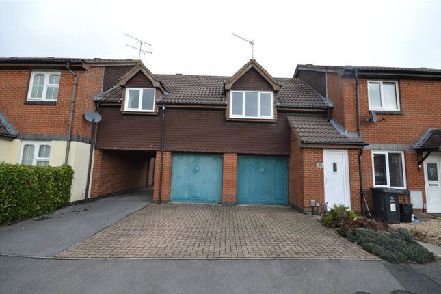 Thumbnail Detached house for sale in Harvester Close, Middleleaze, Swindon, Wiltshire