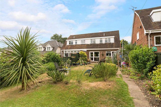 Thumbnail Semi-detached house for sale in Brooklands Close, Farnham, Surrey