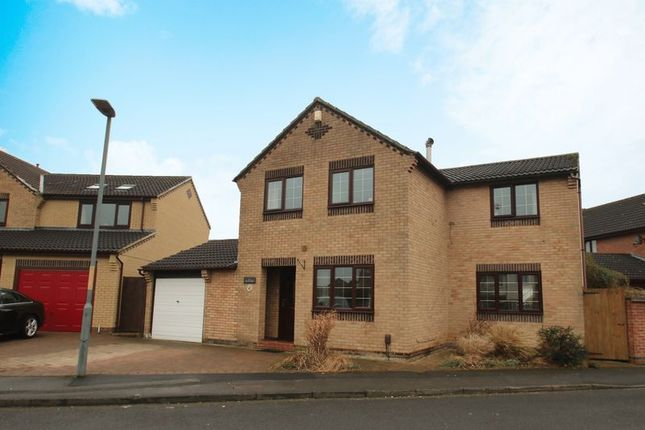 Thumbnail Detached house for sale in Howden Dike, Yarm