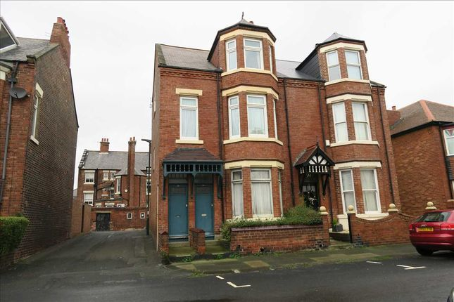 Thumbnail Flat for sale in Trajan Avenue, South Shields