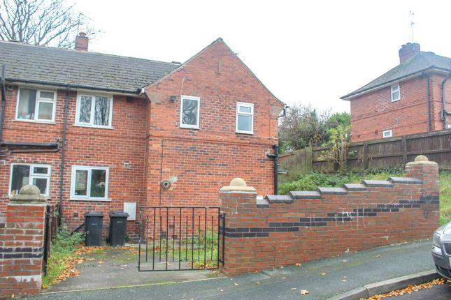 Thumbnail Terraced house to rent in Gipton Square, Gipton, Leeds