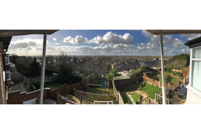 Rear View of Elizabeth Road, Sutton Coldfield B73