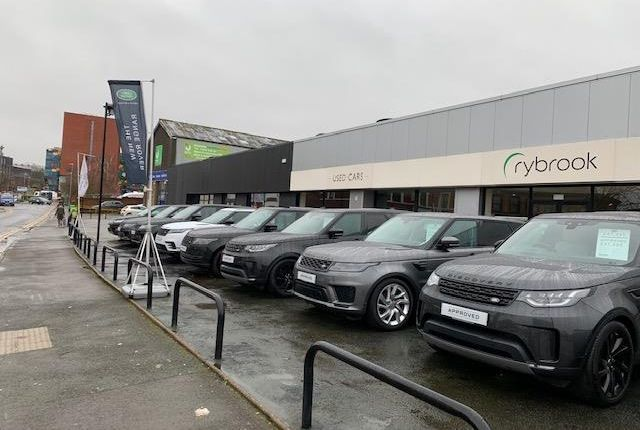 Thumbnail Commercial property to let in Former Jaguar Dealership, Broad Street, Hanley, Stoke On Trent, Staffs
