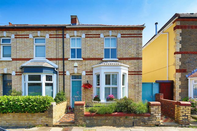 Thumbnail Property for sale in Rectory Road, Canton, Cardiff