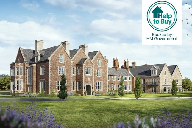 Thumbnail Flat for sale in The Tresco, Parklands Manor, Besselsleigh, Oxfordshire
