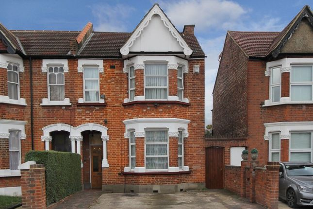 Thumbnail Semi-detached house for sale in Melbourne Avenue, London