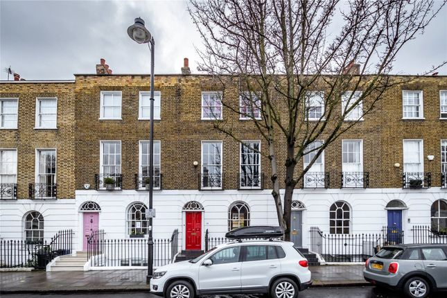 Thumbnail Terraced house for sale in Theberton Street, London