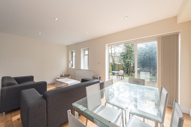 Thumbnail Property to rent in Herbert Gardens, London